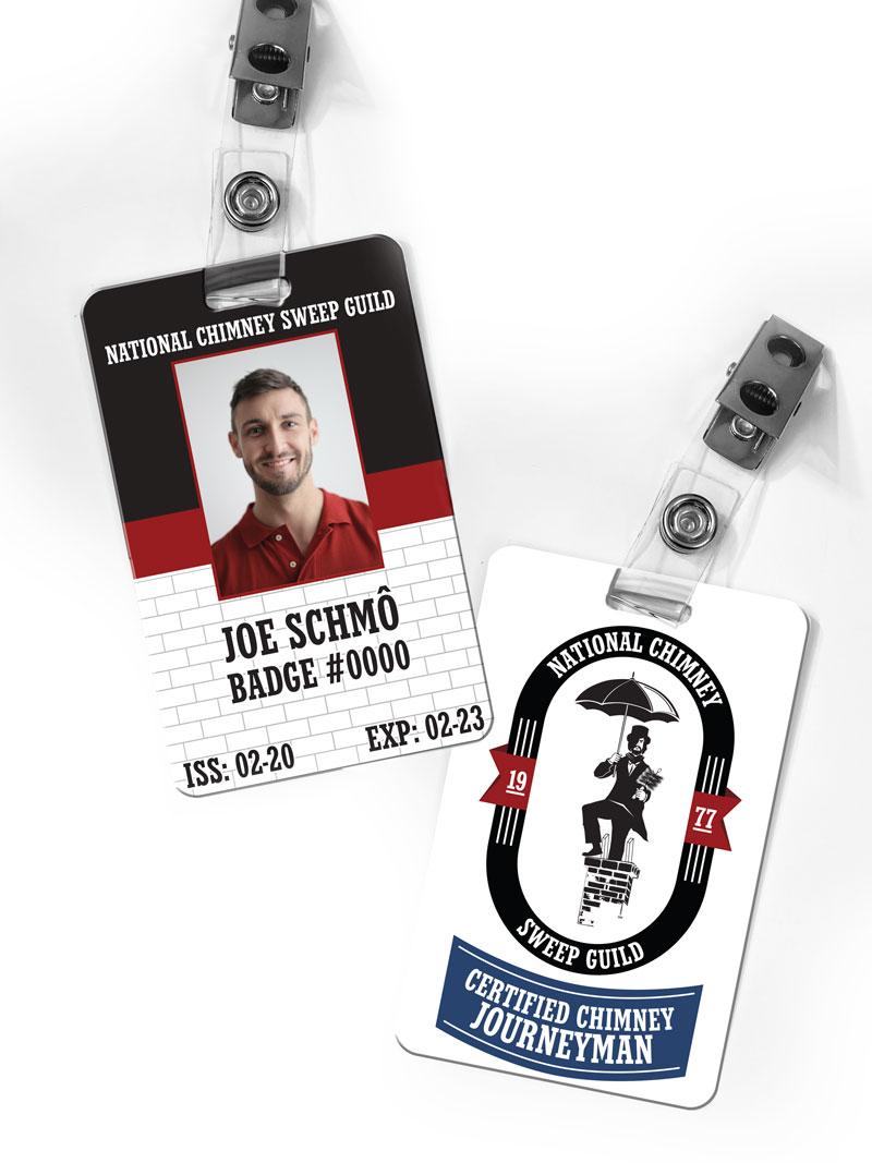 CCJ Badge